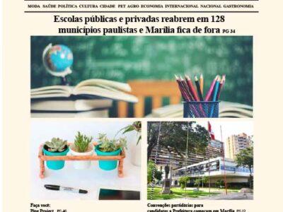 D MARÍLIA REVISTA|NEWS – EDIÇÃO 09-09-2020 – QUARTA-FEIRA