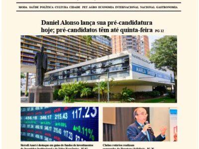 D MARÍLIA REVISTA|NEWS – EDIÇÃO 15-09-2020 – TERÇA-FEIRA