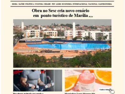 D MARÍLIA REVISTA|NEWS – EDIÇÃO WEEKEND – 19 E 20/09/2020
