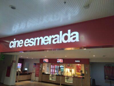 Cine Esmeralda reabre com protocolos rígidos