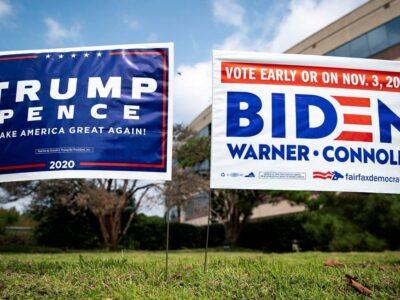 Pesquisas mostram Biden à frente de Trump na Flórida, Estado decisivo na eleição