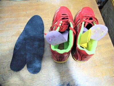 Maconha sintética é flagrada em sabonete e na palmilha de tênis