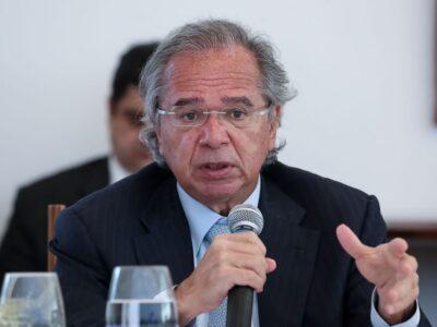 'Queremos transformar a Amazônia em um paraíso de biodiversidade', diz Guedes