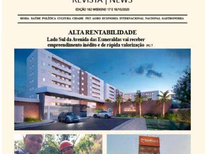 D MARÍLIA REVISTA|NEWS – EDIÇÃO WEEKEND – 18/10/2020