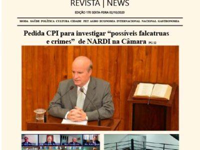 D MARÍLIA REVISTA | NEWS – EDIÇÃO 02-10-2020 – SEXTA-FEIRA