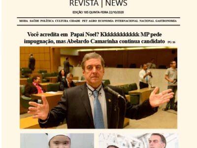 D MARÍLIA REVISTA | NEWS – EDIÇÃO 22-10-2020 – QUINTA-FEIRA