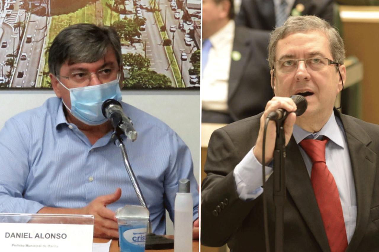 Daniel Alonso pede na Justiça Eleitoral impugnação da chapa de Abelardo Camarinha