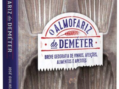 """Livro """"O Almofariz de Deméter"""" traz a mesa como território de invenção de afetos"""