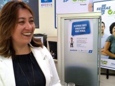 Dirigente de Pompeia destaca aquecimento nas vendas