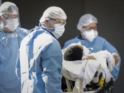 Hospitais de elite de São Paulo veem aumento de internações pela covid-19