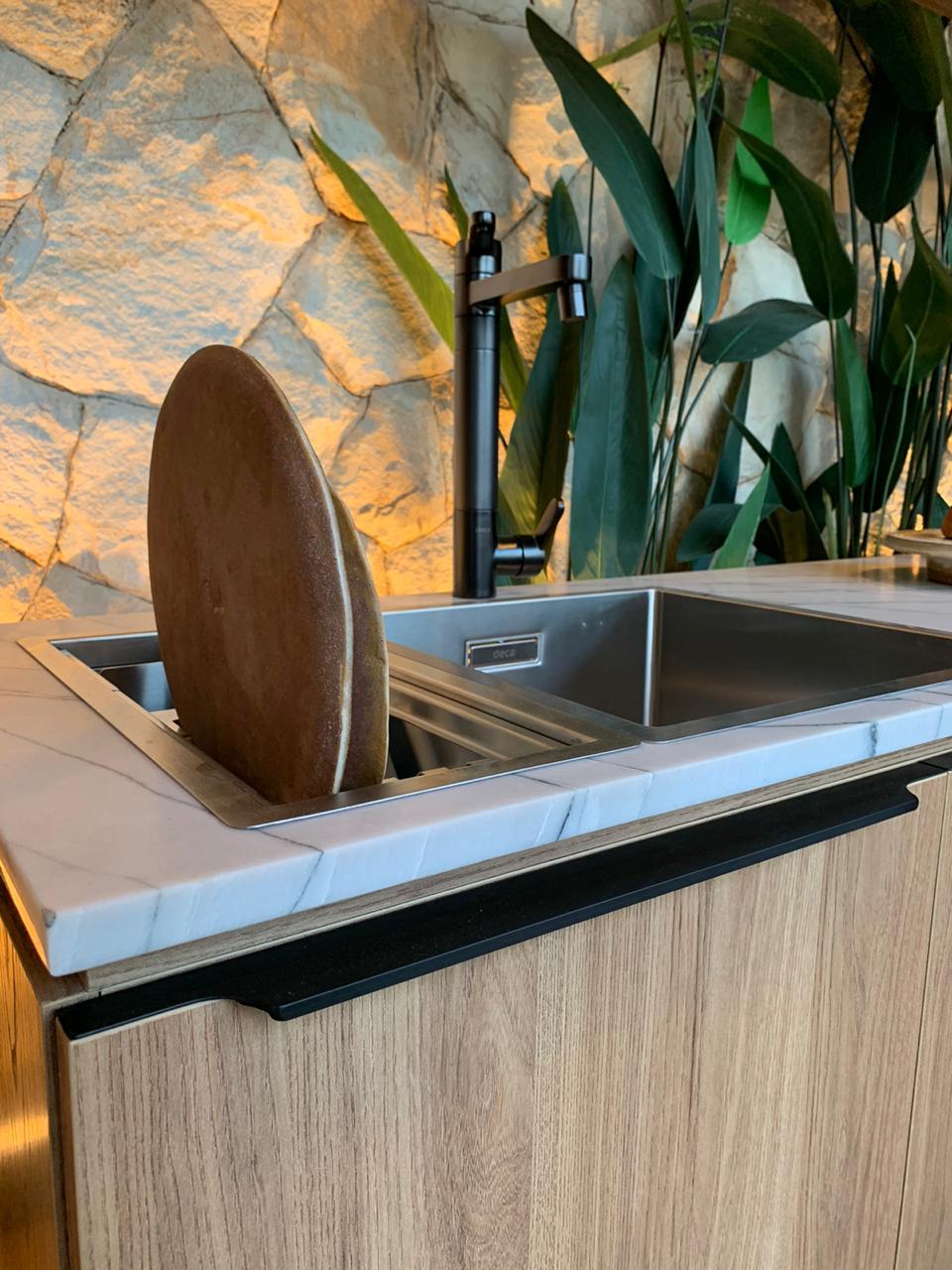 Cozinha é protagonista no ambiente da mostra Janela CASACOR