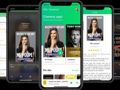 Skeelo estreia plataforma de audiobooks best-sellers