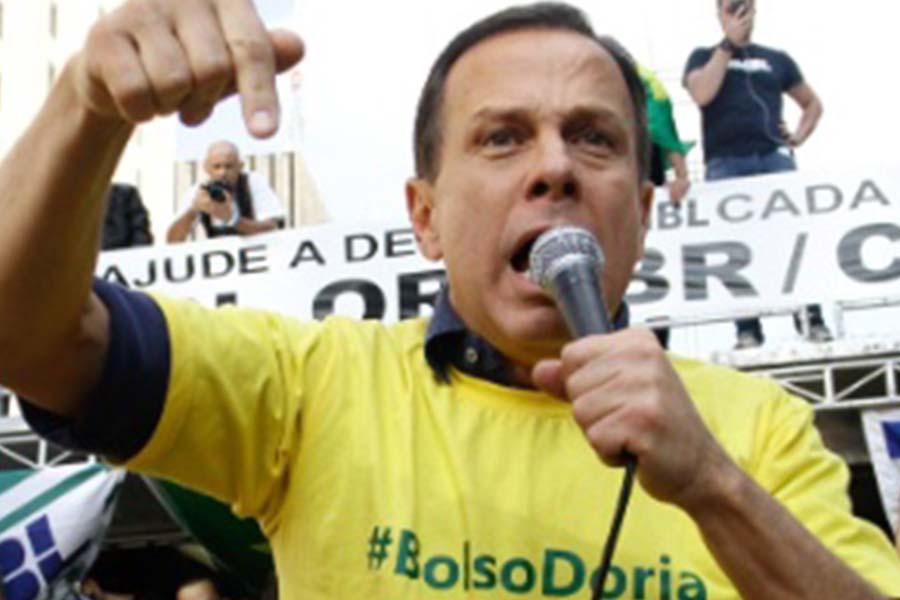 Boulos resgata BolsoDoria depois de  Russomanno retomar aliança com Covas