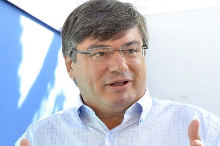 Em primeiro discurso como prefeito reeleito, Alonso promete melhorar abastecimento de água