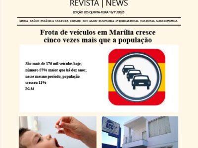 D MARÍLIA REVISTA | NEWS – EDIÇÃO 19-11-2020 – QUINTA-FEIRA