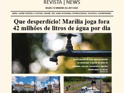 D MARÍLIA REVISTA | NEWS – EDIÇÃO 28 E 29-11-2020 – WEEKEND