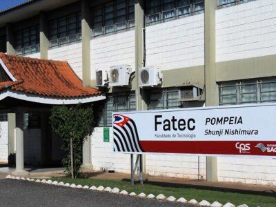 Vestibular da Fatec Pompéia abre  inscrições para cursos inovadores