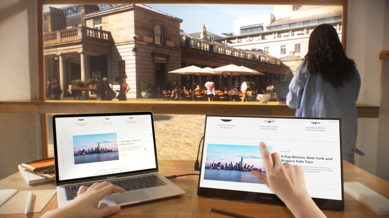 Lançamento vTouch habilita controle de gesto e toque para MacOS