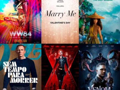 Cinema em dobro: perspectivas de 2021