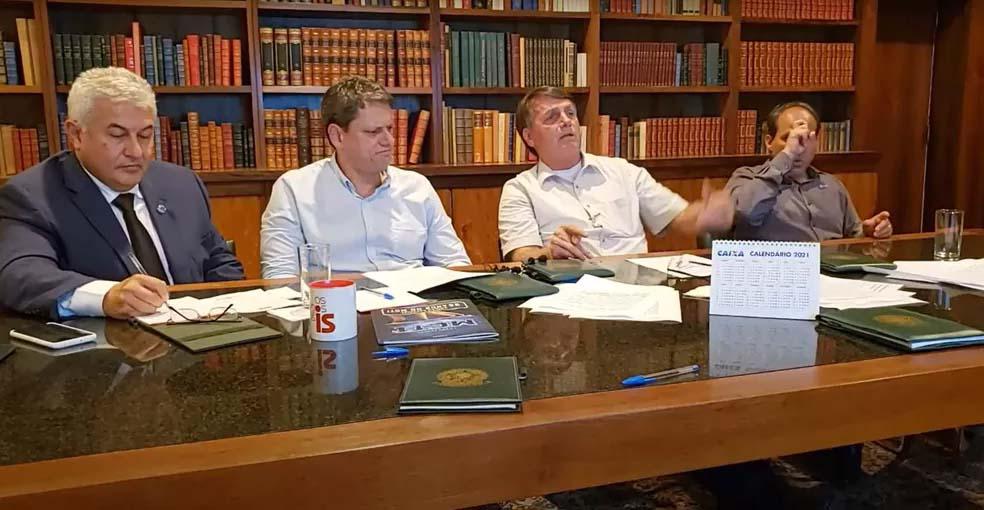 Após acusação de Bolsonaro, Maia pauta MP da prorrogação do auxílio emergencial