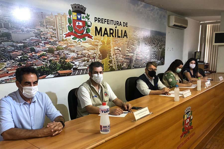 Marília acata novas regras do Plano SP e define  quarentena restritiva após Natal e Réveillon