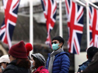 Londres adotará restrições mais  duras para conter alta da covid-19
