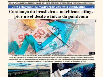 D MARÍLIA REVISTA NEWS – EDIÇÃO – 30/03/2020 – TERÇA-FEIRA