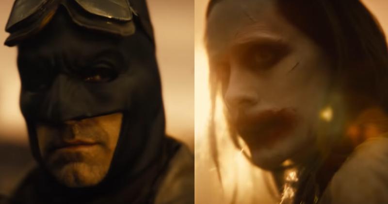 O Coringa Como Você Nunca Viu: O Vilão na Nova Liga da Justiça de Zack Snyder