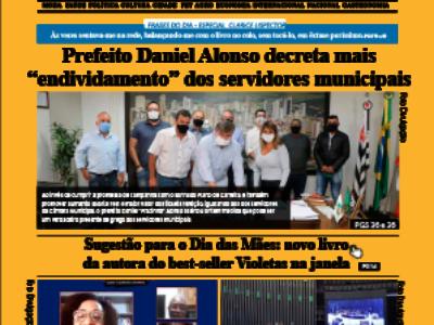 D MARÍLIA REVISTA|NEWS – EDIÇÃO – 30-04-2021 – SEXTA-FEIRA