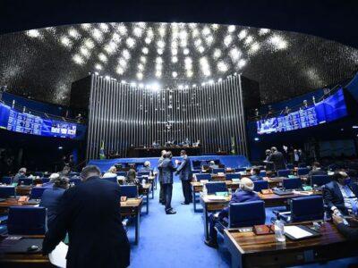 Movimento Acorda Senado envia mensagens em massa para Senadores contra atrocidades dos ministros do STF