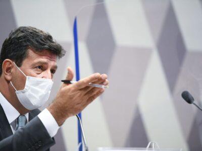 CPI da Pandemia: Mandetta  defende treinamento de profissionais