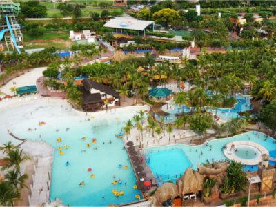 Enjoy Olímpia Park resort comemora 3 anos com promoção relâmpago