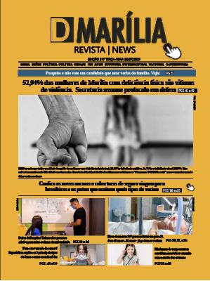 D MARÍLIA REVISTA NEWS – EDIÇÃO – 20-07-2021 – TERÇA-FEIRA