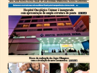 D MARÍLIA REVISTA NEWS – EDIÇÃO – 03-08-2021 – TERÇA-FEIRA