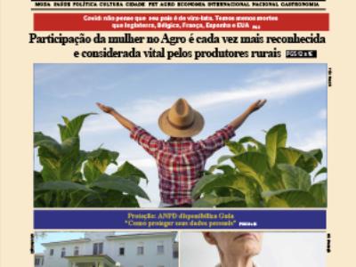 D MARÍLIA REVISTA|NEWS – EDIÇÃO WEEKEND – 09 E 10-10-2021