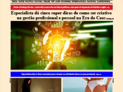 D MARÍLIA REVISTA|NEWS – EDIÇÃO – 21-10-2021 – QUINTA-FEIRA