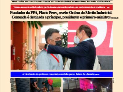 D MARÍLIA REVISTA|NEWS – EDIÇÃO – 22-10-2021 – SEXTA-FEIRA