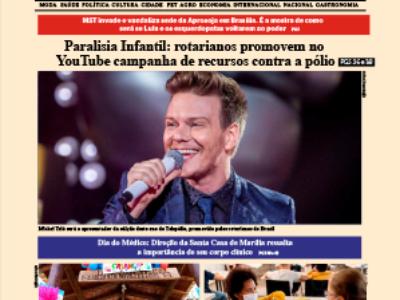 D MARÍLIA REVISTA|NEWS – EDIÇÃO WEEKEND – 16 e 17-10-2021