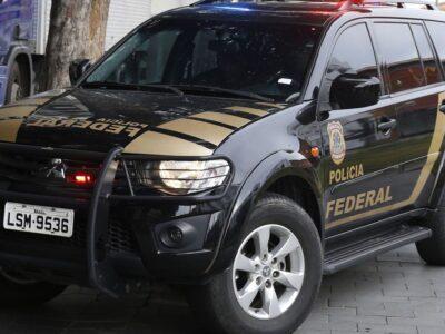 PF cumpre ordens de busca em investigação de assalto em Araçatuba